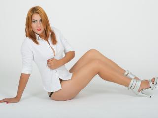 EvaGrand webcam striptease