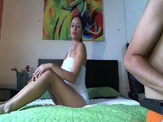 KatySaens hot live masturbation show
